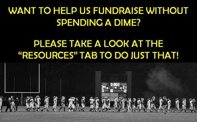 Want to help us fund raise w/o spending a dime?