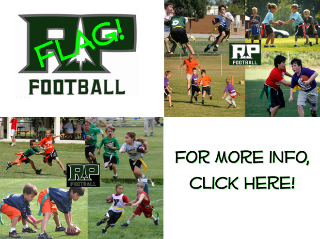 RP Youth FLAG Football is Here!