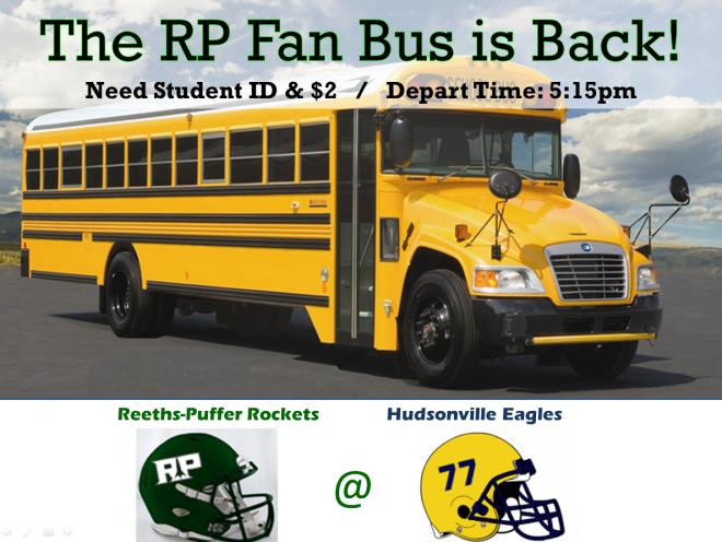 RP Fan Bus is Back!