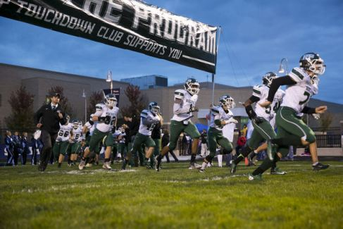 Reeths-Puffer vs. Mona Shores Televised