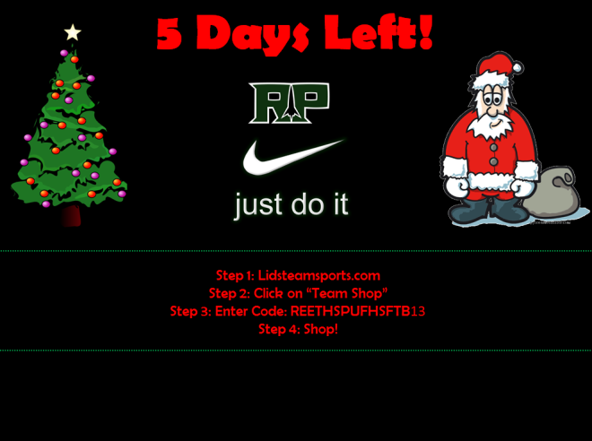 Only 5 Days Left!